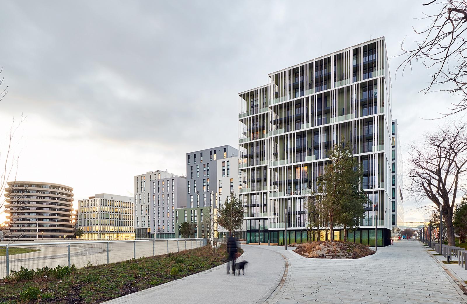 Chaix & Morel et associes | CAP Architekten